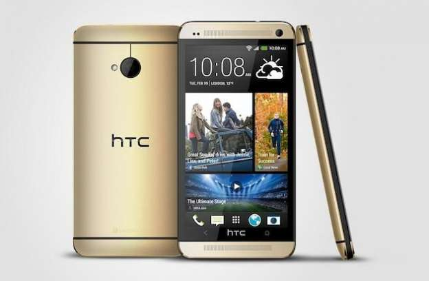 HTC One Blue Vivid