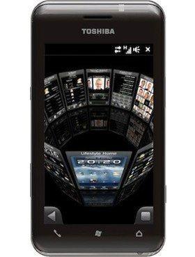 Toshiba TG02 e Toshiba K01 al MWC 2010