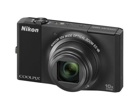 Nikon Cooklpix S8000
