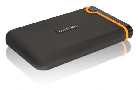 Transcend StoreJet 25M: hard disk portatile da 640 GB