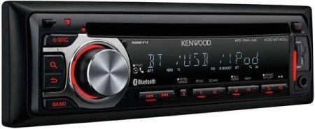 kenwood presenta le nuove autoradio con bluetooth tecnozoom. Black Bedroom Furniture Sets. Home Design Ideas