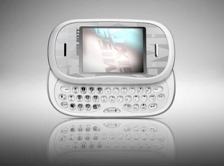 Alcatel Miss Sixty Mobile MSX10