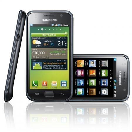 Samsung GT-i9000: smartphone Android con funzioni interattive