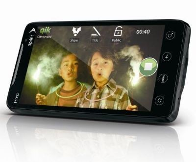 HTC EVO 4G: demo ufficiale in video
