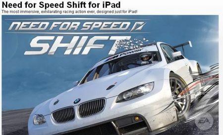 iPad EA Mobile