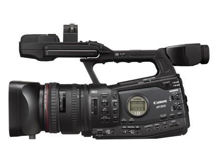 Canon XF305 e XF300: le prime videocamere professionali MPEG-2 Full HD