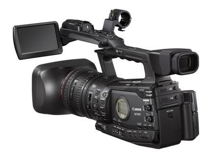 Canon XF305 e XF300