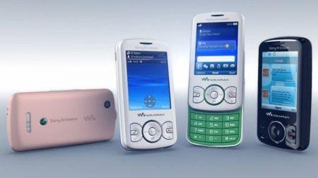 Sony Ericsson Zylo e Sony Ericsson Spiro