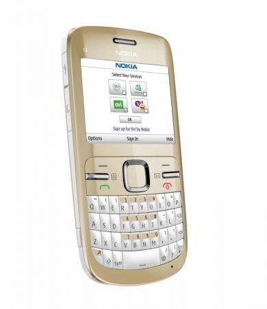 nokia C3 versione perla