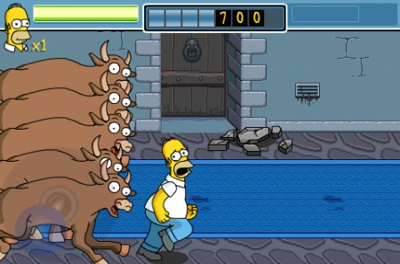 thesimpsonsarcade_iphone_5