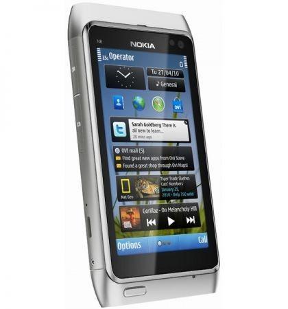 Nokia N8: registrazione HD 720p e porta HDMI nel video ufficiale