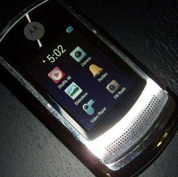 Motorola RAZR3 in arrivo: Ruby in alcune