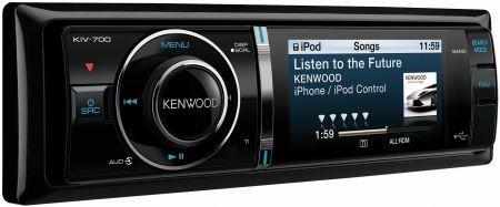Kenwood Kiv-700: il sintolettore da auto per iPhone e iPod