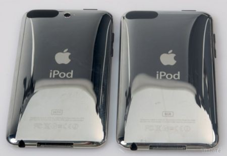 Apple iPod Touch 4G: fotocamera 2 MPX in foto e video