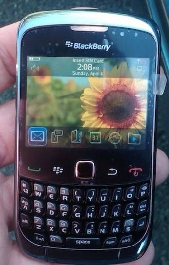 BlackBerry Curve 9300 Kepler: da RIM caratteristiche tecniche e nuove immagini