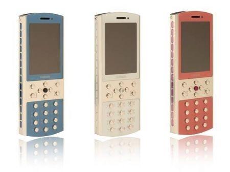 Mobiado Classic 712 ZAF: cellulare di lusso dai colori innovativi