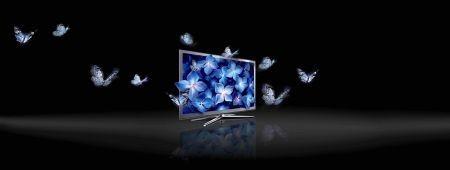 Samsung TV 3D LED Serie 9000