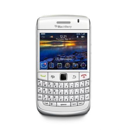 BlackBerry Bold 9700: in arrivo la versione bianca con Vodafone