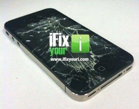 display iphone 4