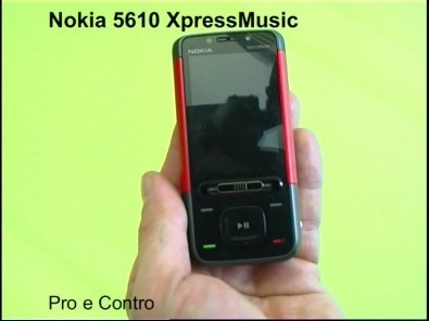 kit Nokia xpressMusic