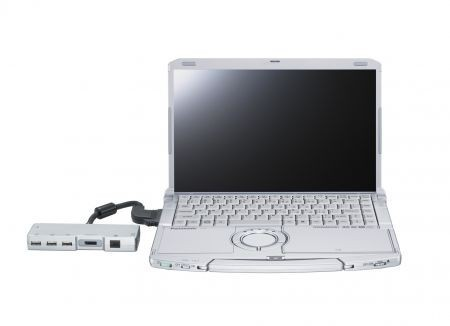 Panasonic Toughbook CF-F9: notebook robusto per essere sempre connessi