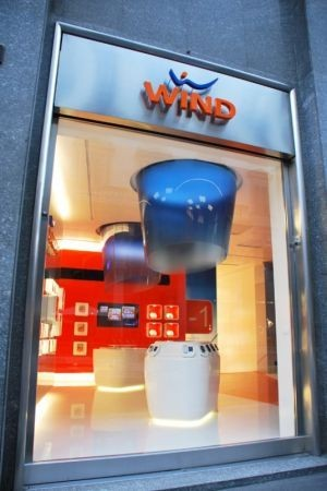 Wind flagship Milano