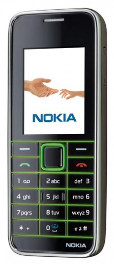 Nokia 3500 classic : elegante ed essenziale
