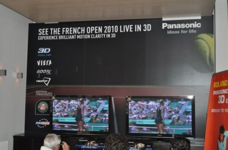 TV Plasma 3D Panasonic: video intervista con presentazione della tecnologia
