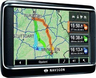 Navigon Serie 40: nuovi navigatori per tutte le esigenze