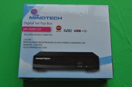 Mindtech MT-DVBT1X7: prova decoder digitale terrestre USB con DIVX