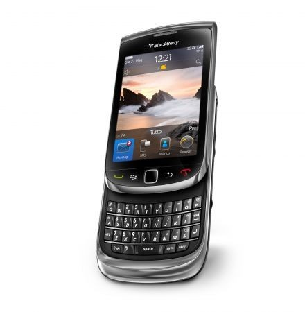 BlackBerry Torch 9800: il nuovo smartphone touchscreen con BlackBerry 6