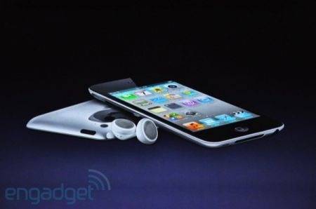 Evento Apple: iPod Touch quarta generazione