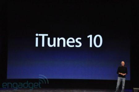 Evento Apple: iTunes 10 e Ping Social Network