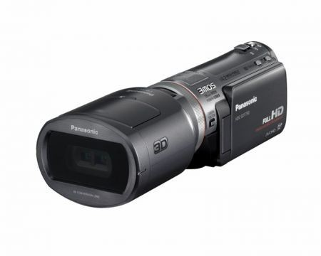 Panasonic HDC-SDT750: camcorder consumer 3D all'IFA 2010