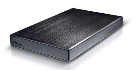 LaCie Minimus e LaCie Rikiki: gli hard disk portatili più piccoli al mondo