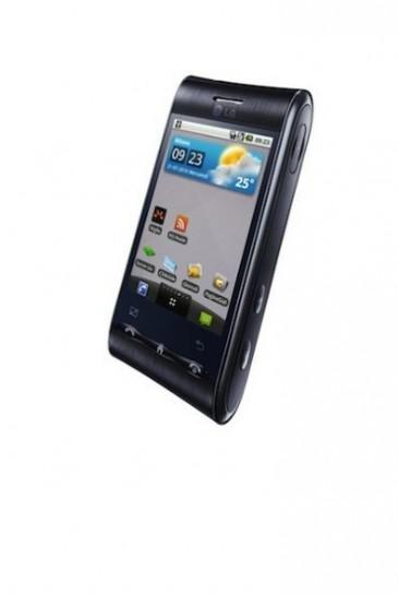 LG nuovi smartphone