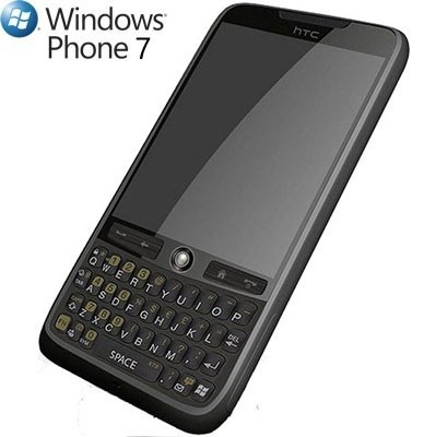 HTC Trophy 7: Windows Phone 7 con tastiera QWERTY e display touchscreen