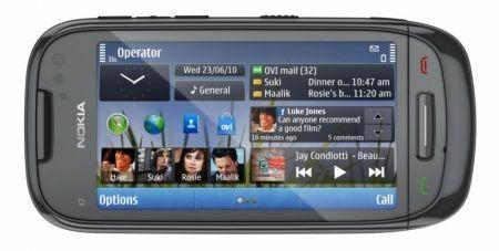 Nokia C7: social network ed 8 MPX nel video ufficiale