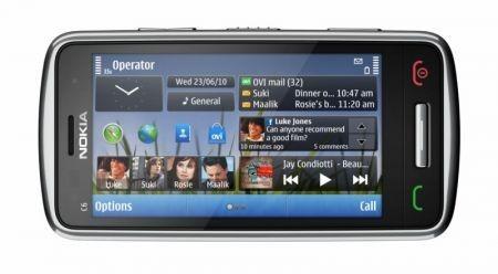 Nokia C6: dimensioni e connettività nel video ufficiale