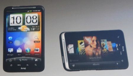HTC Desire HD Video Anteprima