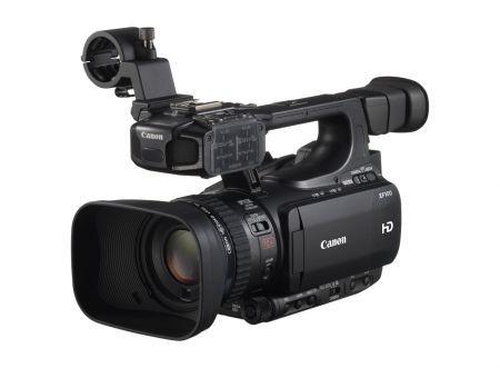 Canon XF105 e XF100