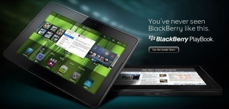RIM BlackBerry PlayBook: foto gallery ufficiale