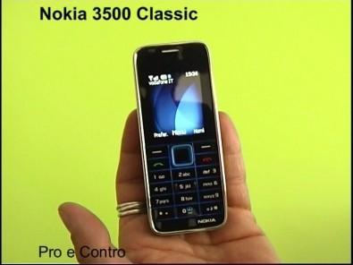 Video Nokia 3500 Classic