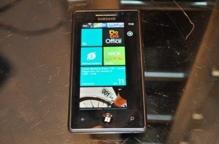 Evento Windows Phone 7