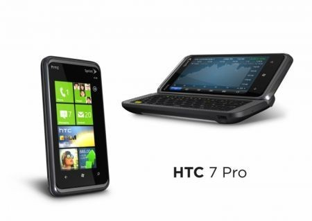 HTC Windows Phone 7 gallery