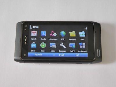 Nokia N8 e Samung Galaxy Tab