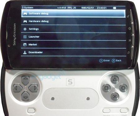 PSP Phone prototipo gallery