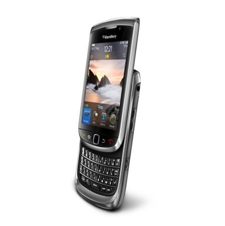 BlackBerry Torch 9800: arriva in Italia lo smartphone full touch con BlackBerry 6
