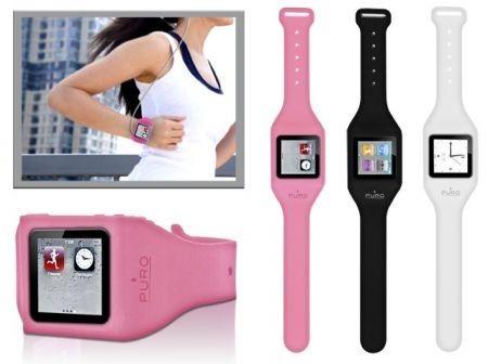 1 Idea Italia Wristband Puro: custodia da polso per iPod Nano come regalo