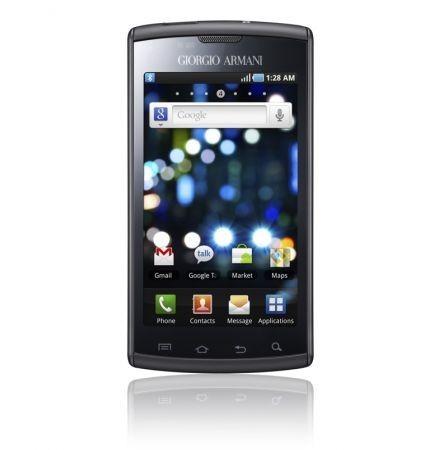 Samsun Galaxy S Armani
